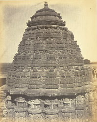 Temple at Somnath-pur 51244